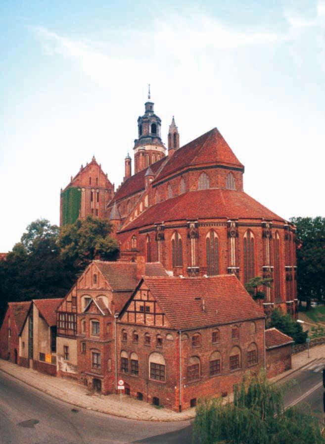 Stargard Szczeciński: miasto dla miłośników gotyku